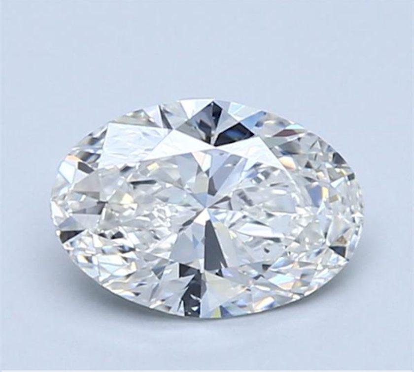 oval diamond - D SI