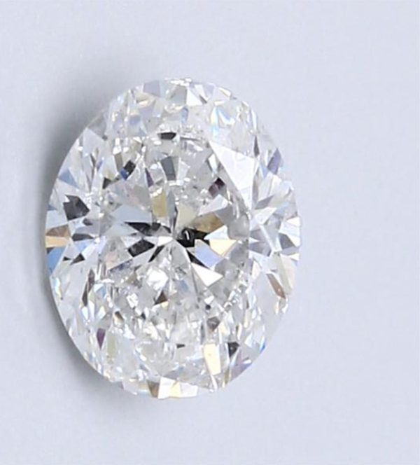 one-carat oval diamonds - 1.27 LW
