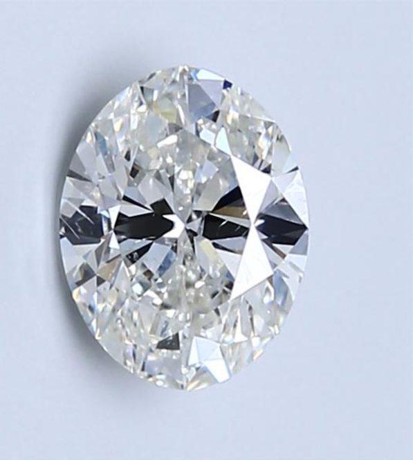 one-carat oval diamonds - 1.30 LW