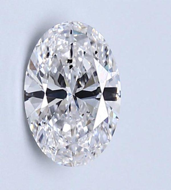 one-carat oval-cut diamonds - 1.50 LW
