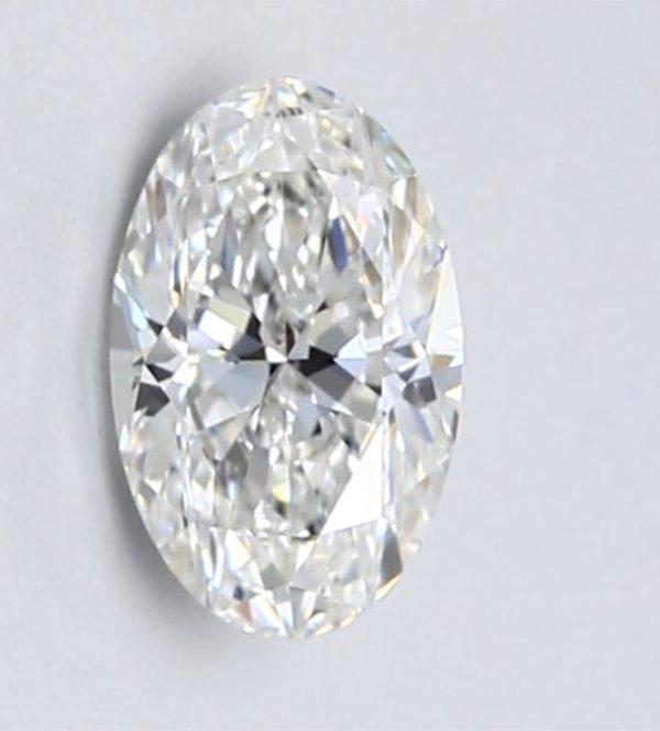 one-carat oval diamonds - 1.60 LW