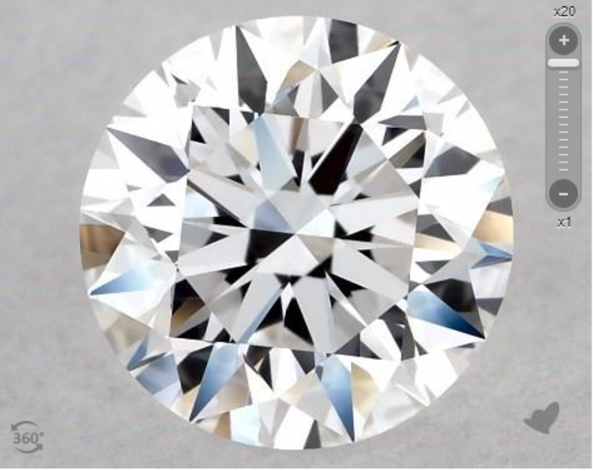0.85-ct diamond