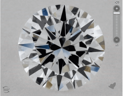 1.00-ct diamond