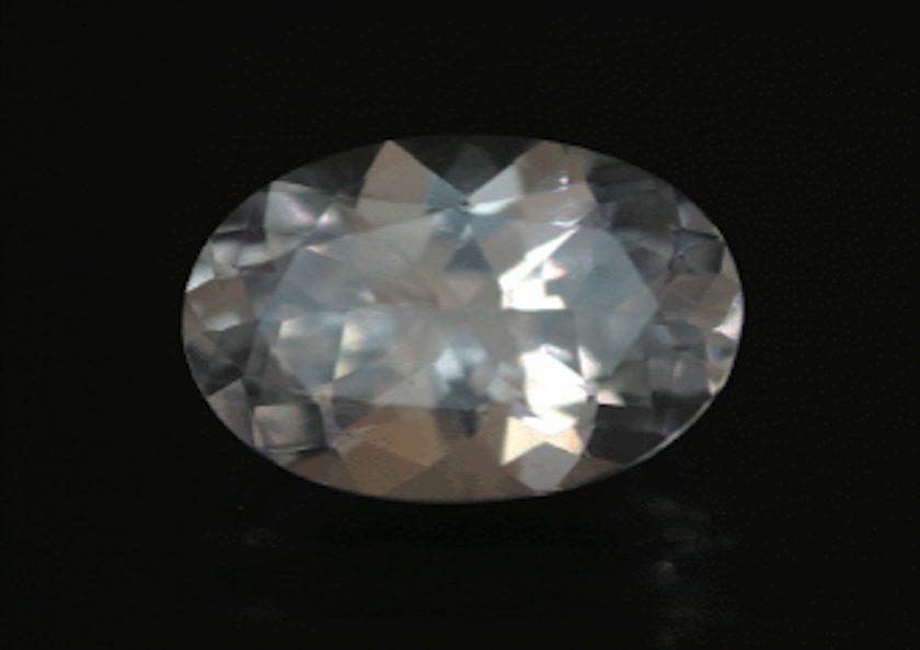white sapphire - Sri Lanka