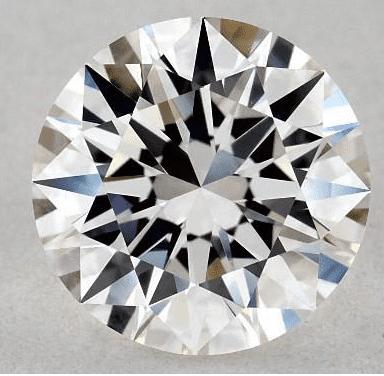 One-carat VVS1 diamond from James Allen