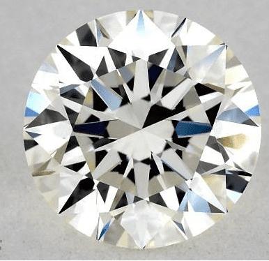 One-carat VVS2 diamond from James Allen