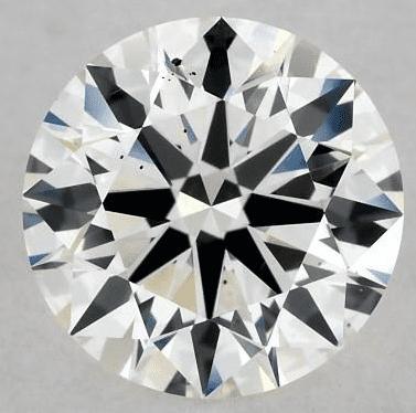 SI Clarity Diamond from James Allen