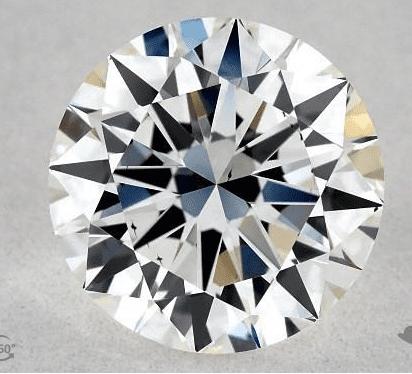 1.01-ct round diamond