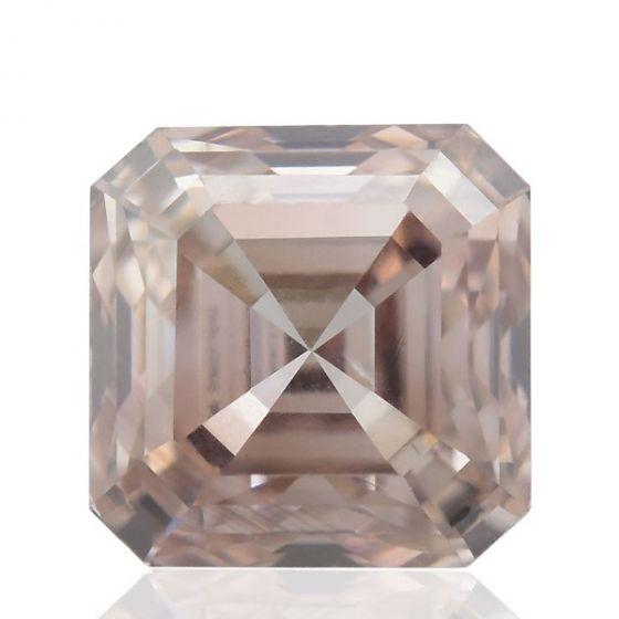 Brian Gavin Asscher-Cut Champagne Diamond