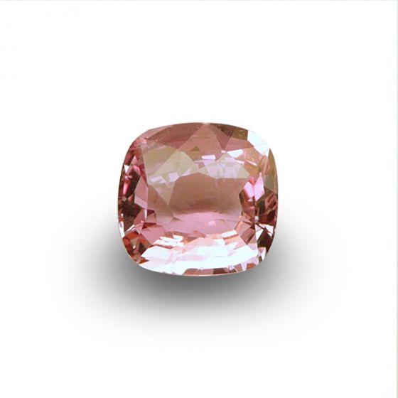 Brian Gavin Cushion-Cut Pink Sapphire