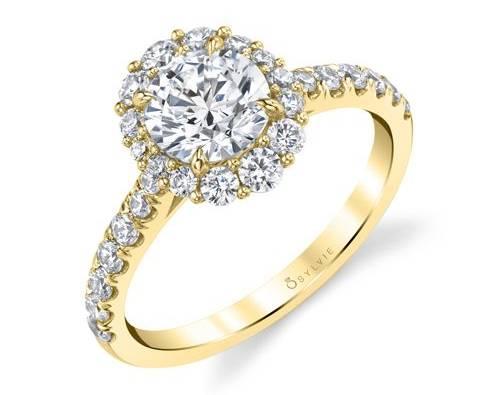 Brian Gavin Custom Engagement Ring
