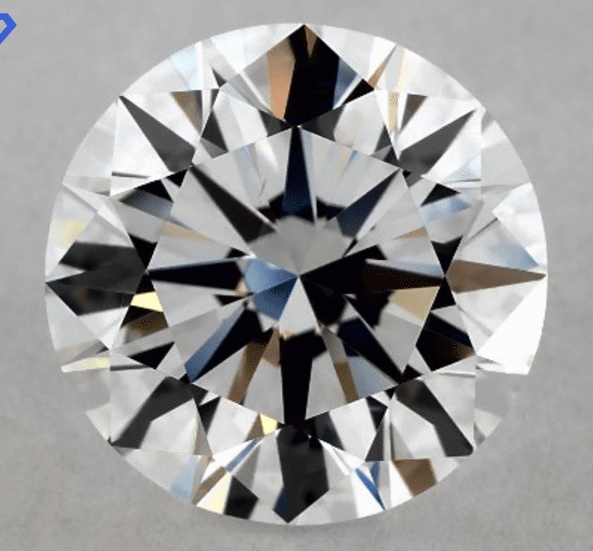 1.58-ct lab-created diamond