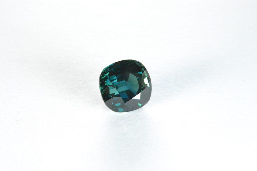 teal sapphire color composition - E