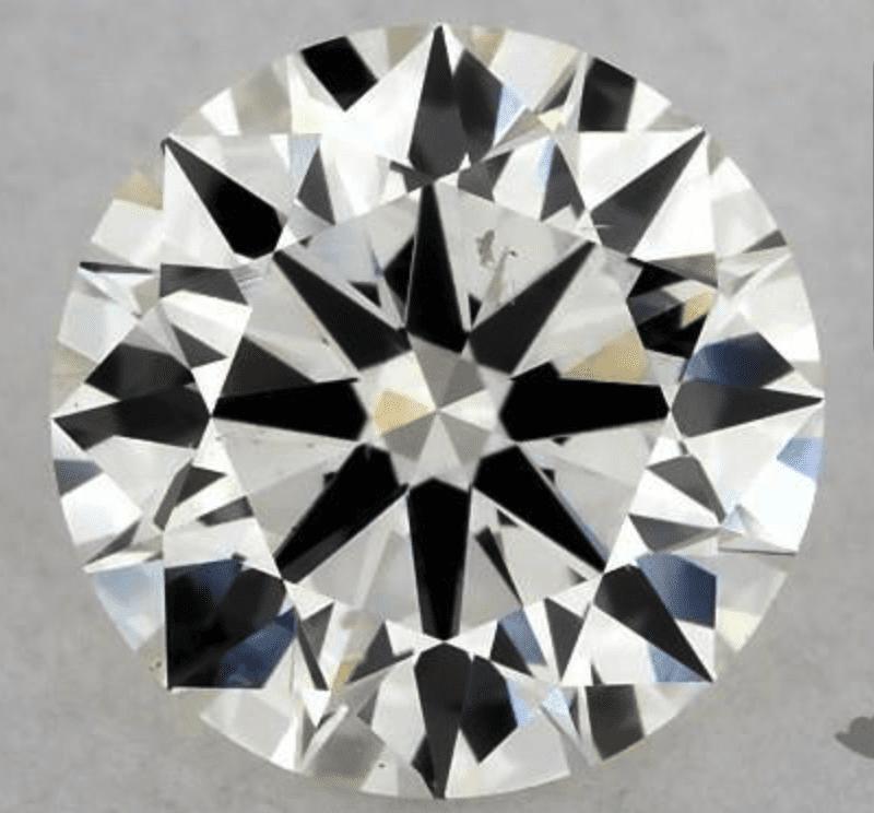 VS2 clarity diamond
