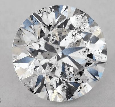 One-carat I1 diamond from James Allen