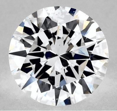 5-carat SI1 diamond from James Allen