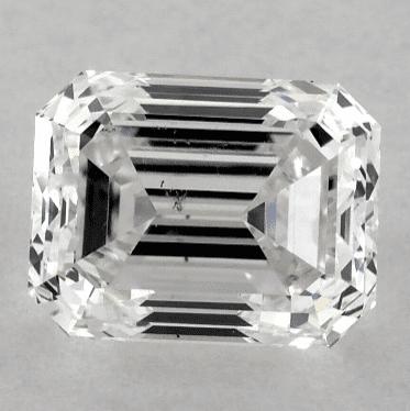 One-carat emerald-cut VS2 from James Allen