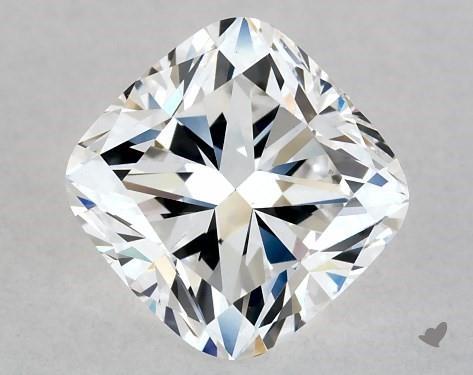 Diamond cushion 1.01 Carat James Allen