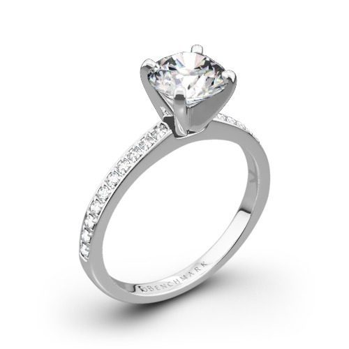 benchmark small pave diamond-engagement-ring in white gold white flash