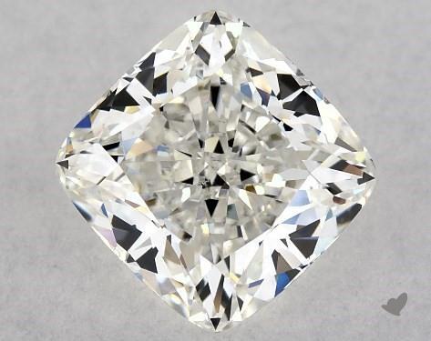 1.50 Carat cushion modified diamond Jmaes Allen