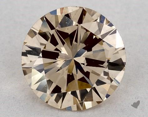 1.32 Carat round diamond James Allen