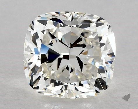 4.31 Carat cushion modified diamond