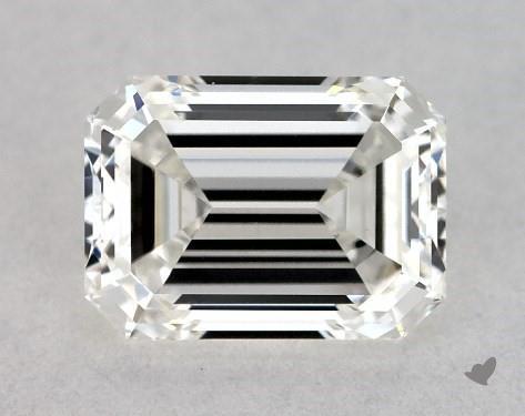 1.04 Carat emerald diamond James Allen