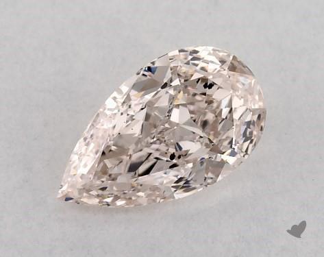 0.56 Carat pear diamond James Allen