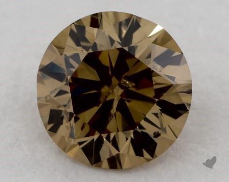0.83 Carat round diamond James Allen