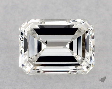 1.00 Carat emerald diamond James Allen