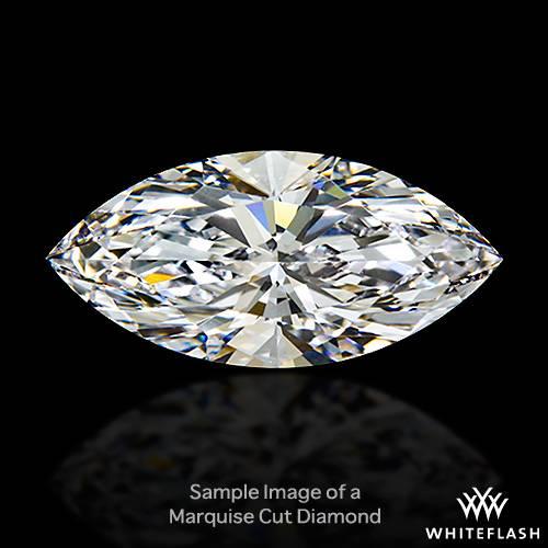 0.70 ct G SI1 Marquise Cut Loose Diamond GIA2336731797 White Flash