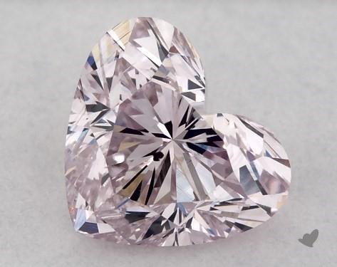 0.51 Carat heart diamond James Allen