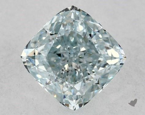 0.75 Carat cushion modified diamond Jaes Allen