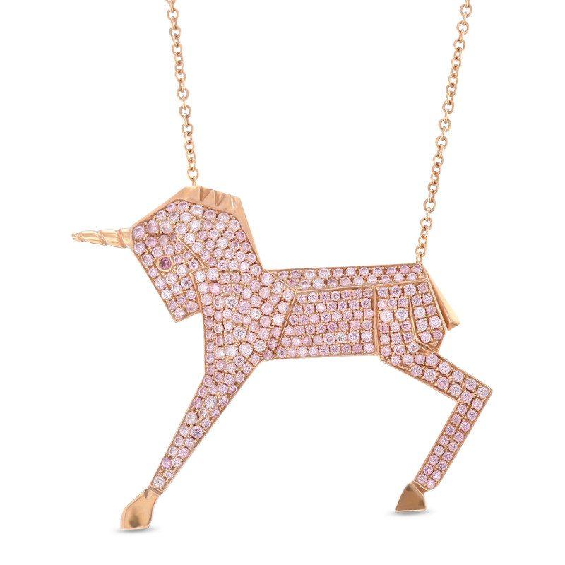 v necklace 18k gold leibishrecei