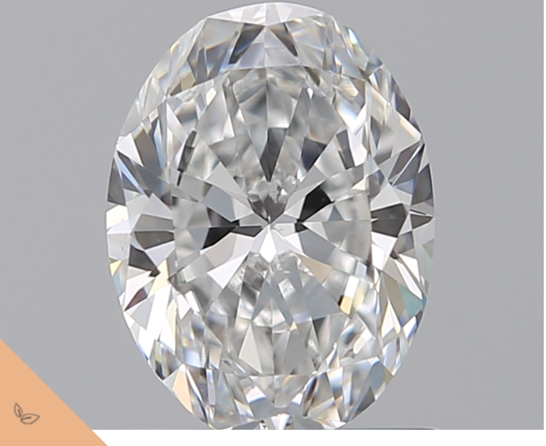 0.80 carat oval diamond excellent cut with clarity