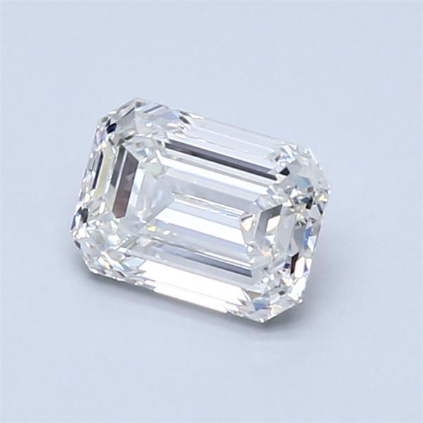 0.91-Carat Emerald Cut Diamond Blue Nile
