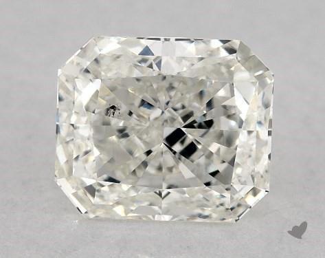 0.95 Carat radiant diamond James Allen