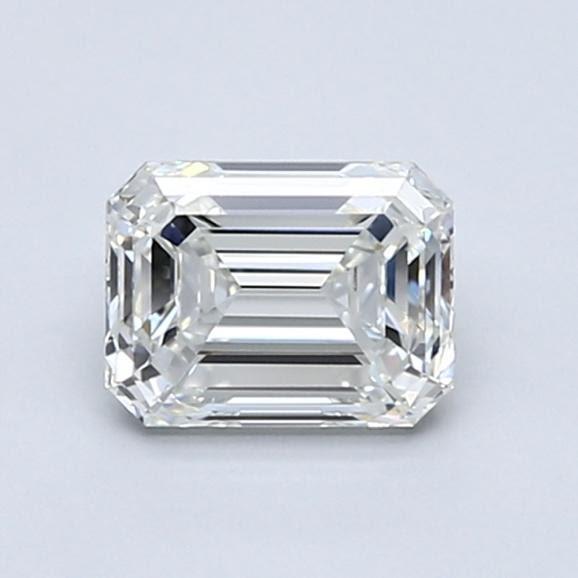 1.04-Carat Emerald Cut Diamond Blue Nile