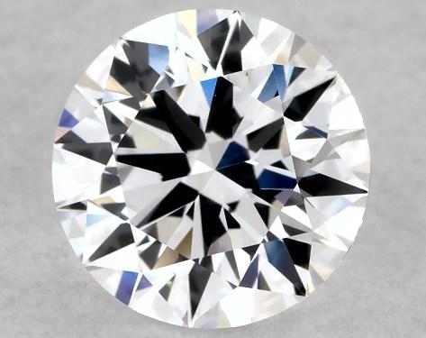 Lab-Created 1.01 Carat Round Diamond F Color VVS2 Clarity Ideal Cut James Allen