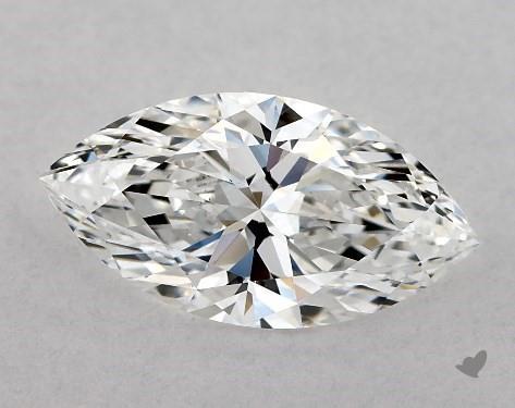 1.03 Carat marquise diamond E ColorVS1 Clarity Janes Allen