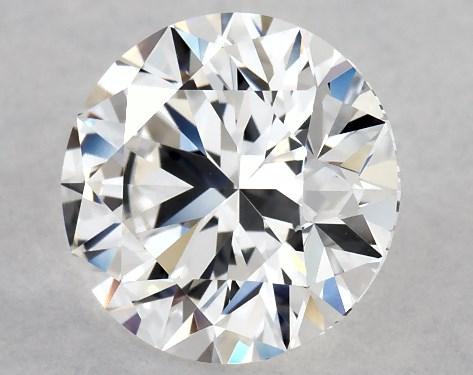 1.04 Carat Round Diamond E Color VVS1 Clarity Excellent Cut James Allen
