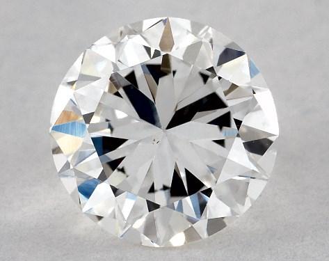 0.91 Carat Round Diamond F Color VS1 Clarity Good Cut James Allen