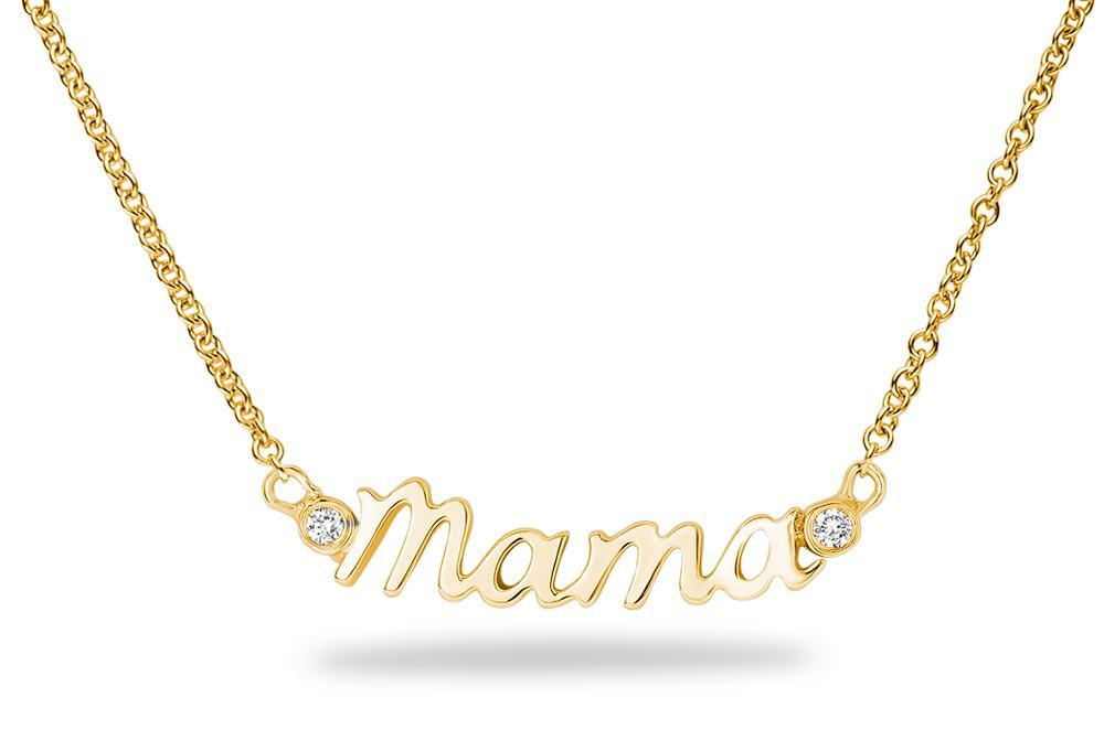 Scripts Collection Diamond Necklace Ritani