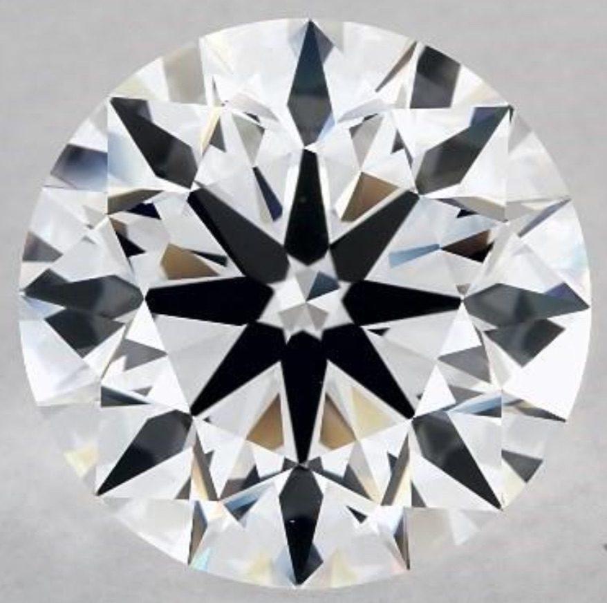 5.08 ct synthetic diamond